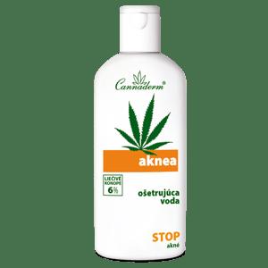 Cannaderm Aknea – ošetrujúca voda na akné 200 ml