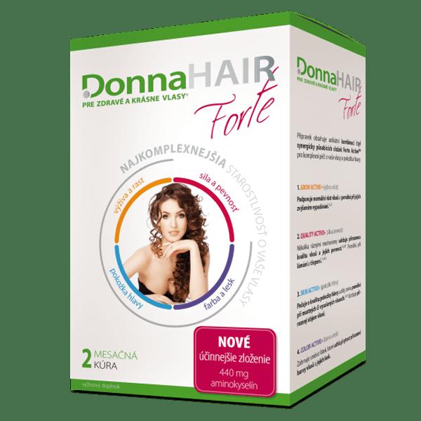 Donna HAIR FORTE 2mes. kúra 60 tob.