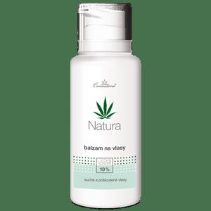 Cannaderm Natura – balzam na vlasy 200 ml