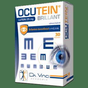 Ocutein Brillant Lutein 25 mg - DA VINCI 30 tob.