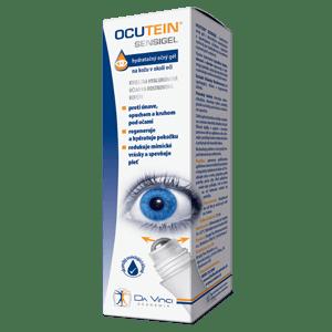 Ocutein SENSIGEL - DA VINCI hydratačný očný gél 15 ml