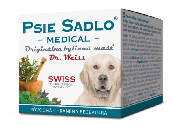 PSIE SADLO Medical Dr. Weiss 75 ml
