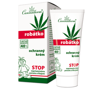 Cannaderm Robátko – ochranný krém 50 g