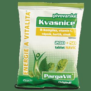 PargaVit Originál pivovarské kvasnice 250 tbl.