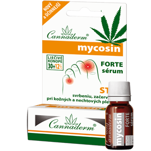 Cannaderm Mycosin FORTE – sérum 10 + 2 ml