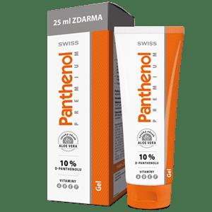 Panthenol 10% SWISS PREMIUM gél 100+25 ml ZADARMO