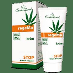 Cannaderm RegeMa – krém na kožné defekty 50 g