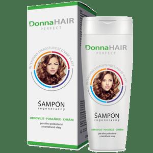 DonnaHAIR PERFECT regeneračný šampón 200 ml