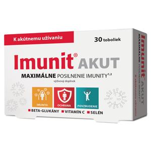 Imunit AKUT 30 tob.