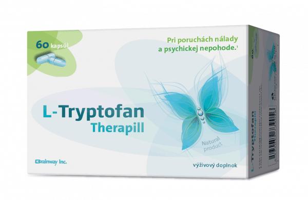 L-tryptofan Therapill 60 tbl.
