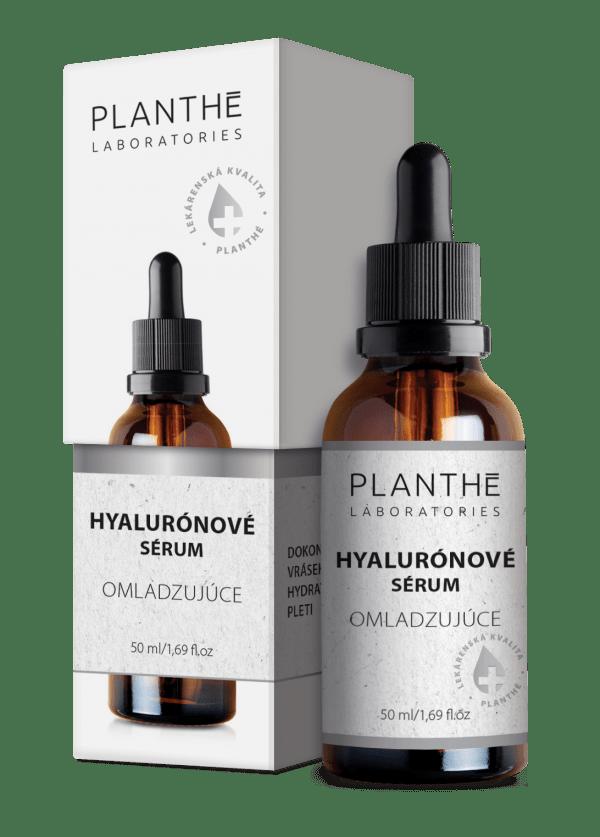 PLANTHÉ Hyalurónové sérum omladzujúce 50 ml