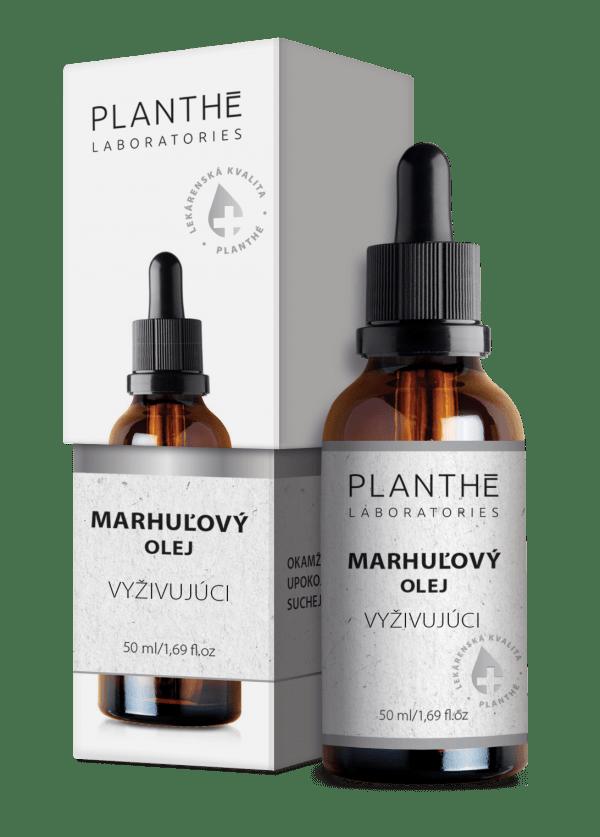 PLANTHÉ Marhuľový olej vyživujúci 50 ml
