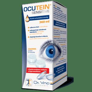 OCUTEIN® SENSITIVE roztok na kontaktné šošovky 360ml