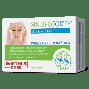 Sinupo Forte s boswélliou 20+20 tob.