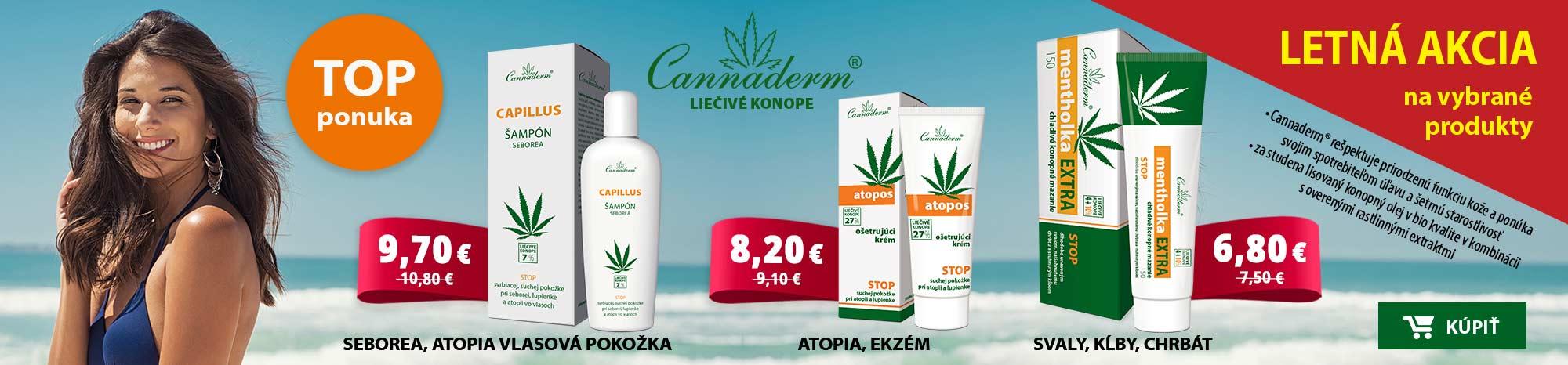 Cannaderm