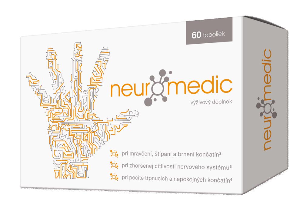 Neuromedic 60 tob.