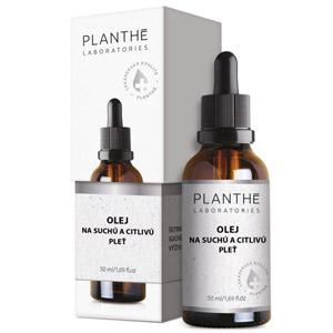 PLANTHÉ Olej na suchú a citlivú pleť 50 ml
